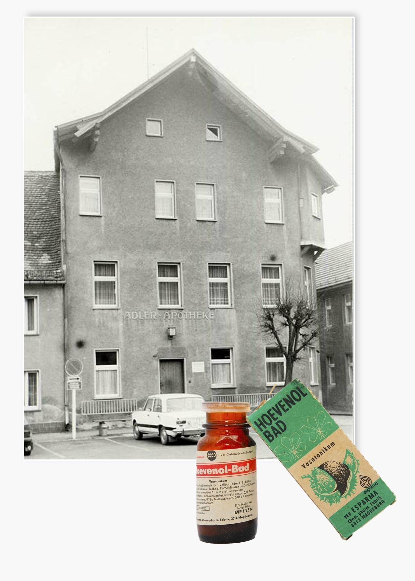 Adler-Apotheke Wittichenau